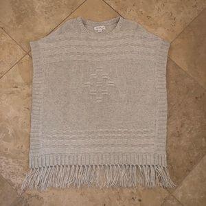 Velvet by Graham & Spencer Sweaters - VELVET BY GRAHAM AND SPENCER poncho sweater